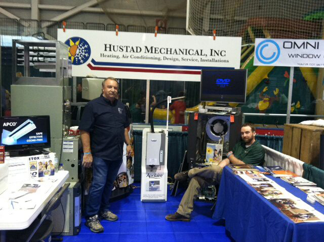 Hustad Mechanical Inc