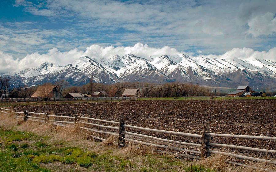 Scenic Northern Utah
